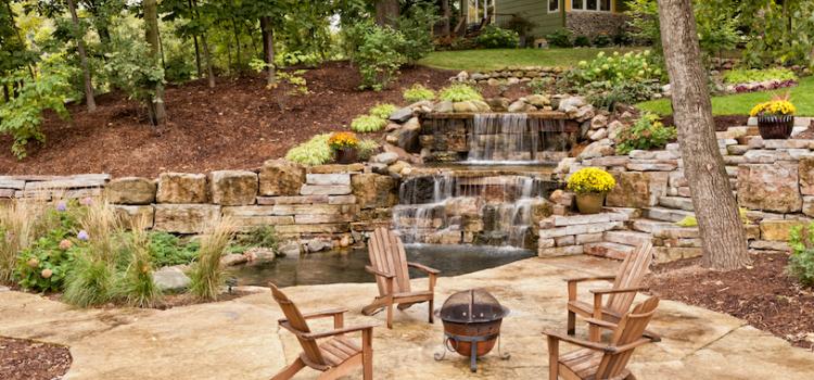 Outdoor landscape design in raeford nc greenstate for Southern living landscape design